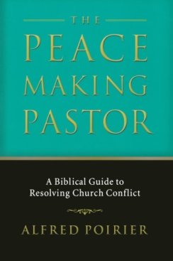 Poirier Peacemaking Pastor